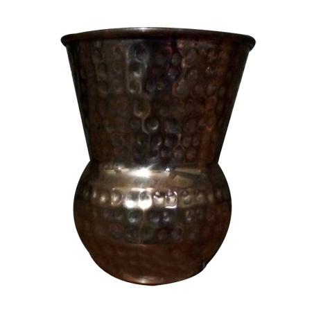 Copper Matka Glass