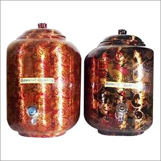 Copper Coloured Tanki