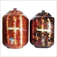 Copper Colored Tanki