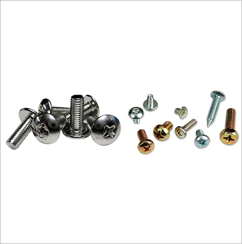 Industrial Machine Screw