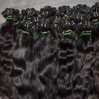 Raw Unprocessed Straight Human Hair