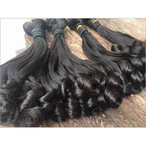 Russian Curly Hair extensions