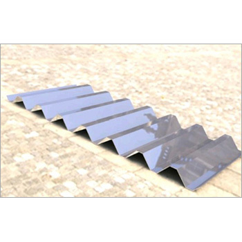 Plain Corrugated Roofing Sheet
