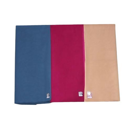 Plain Dyed Rubia Fabrics