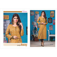 Ladies fashionable Designer Kurtis