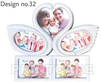 Table Top Plastic Photo Frames