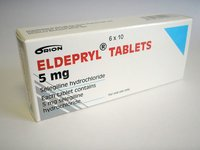 Selegiline Hydrochloride 5mg Tablets
