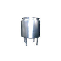 Stainless Steel Liquid Storage Vessels