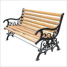 Garden Benches Sitting Wood