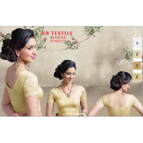 Ladies Designer Sleeves Blouse