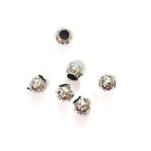 10mm Foot Ball Design Beads