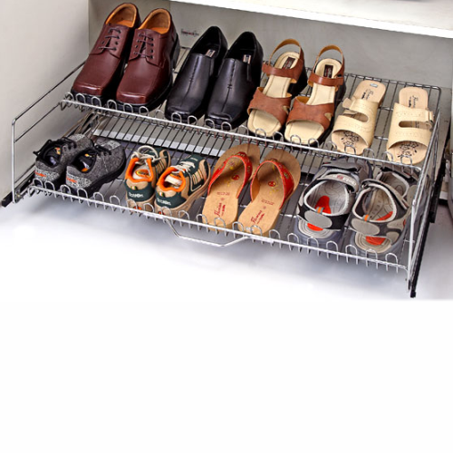 Steel Shoes Rack