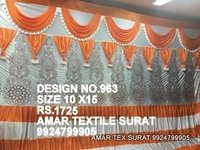 Latest mandap parda design