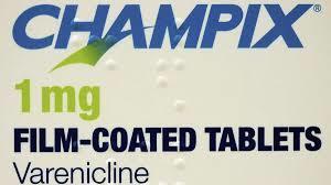 Champix Film Coated Tablets