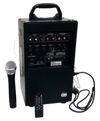 Portable Public address system HMP-80(UCE)