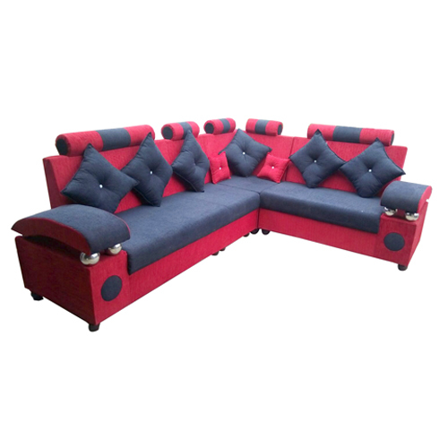 L Shape Designer Sofa Set