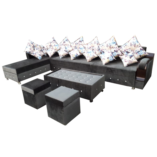 Fancy Corner Sofa Set
