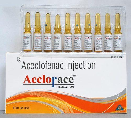 Aceclofenac Injection