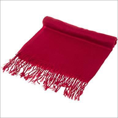 Red Pashmina Shawls