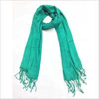 Green Pashmina Shawls