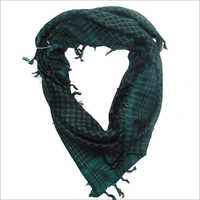 Green Square Scarves