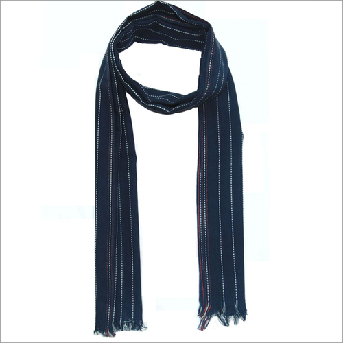 Stripped Viscose Scarves
