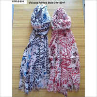 Girls Printed Stole