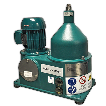 Manual Cleaning Oil Separator