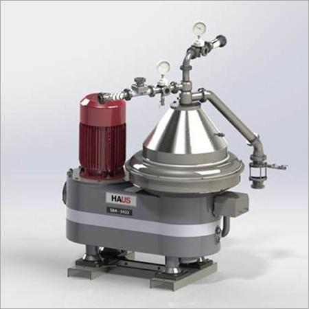 Reconditioned gea alfa laval separators