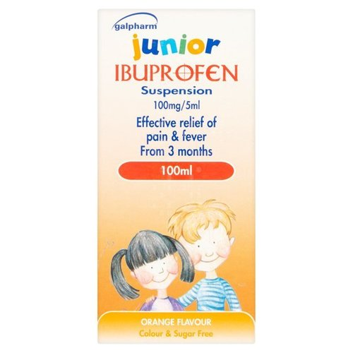 Ibuprofen Oral Suspension