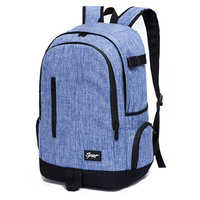 Plain School Backpack