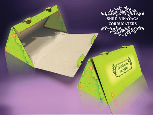 三角形状箱子