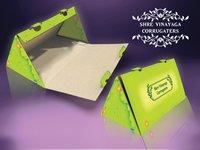 Triangle Shape Box