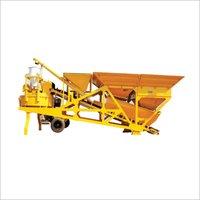 Static Automatic Concrete Batching Plant