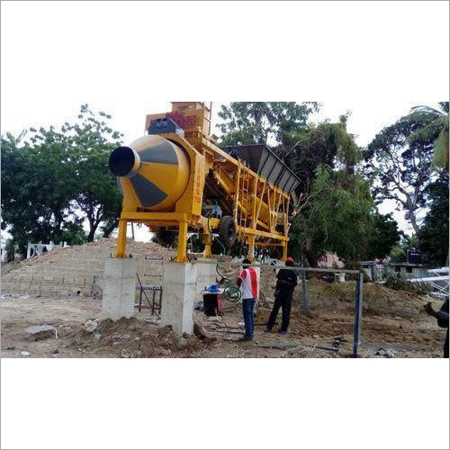 Reversible Fully Automatic Batching Plant