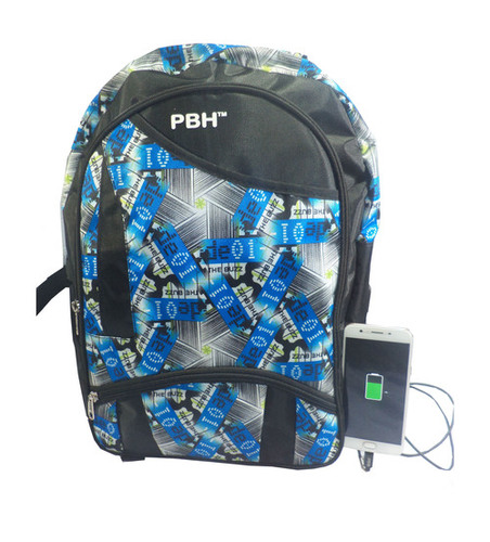 Mobile charger Rain Cover Backpacks