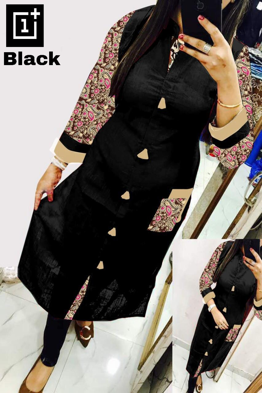Ladies Fashion Kurti