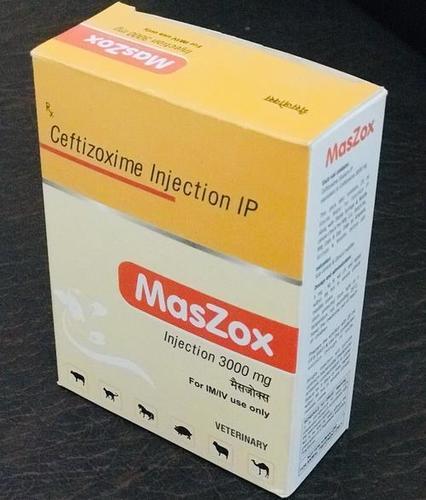CEFTIZOXIME INJECTION 3000MG MASZOX