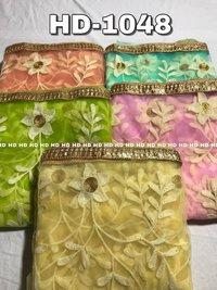 Embroidery Designer Ladies Sarees
