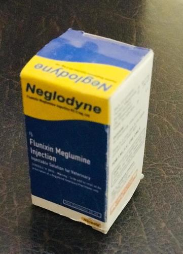 FLUNIXIM MEGLUMINE NEGLODYNE