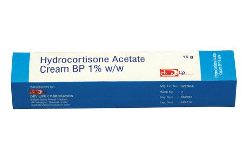 Hydrocortisone Acetate Cream