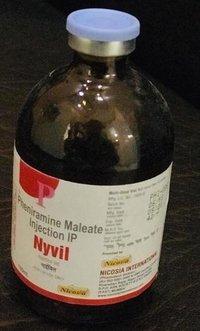 PHENIRAMINE MALEATE NYVIL