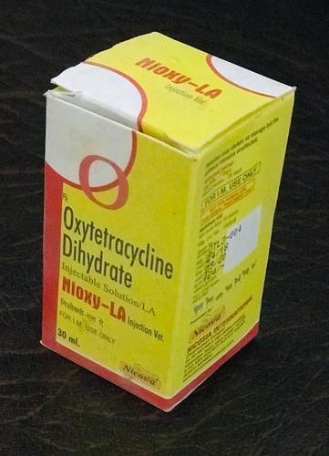 OXYTETRACYCLINE DIHYDRATE NIOXY-LA