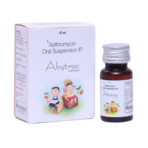 Paediatric syrup & Drops