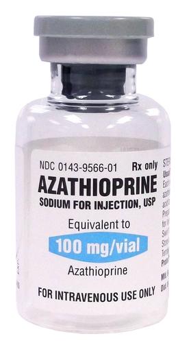 Azathioprine Injection