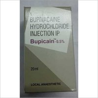 bupivacaine hydrocloride injection