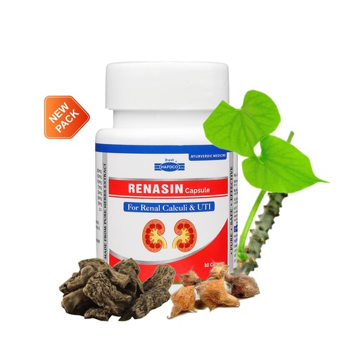 Renasin Capsules (Urinay Tract Infections)