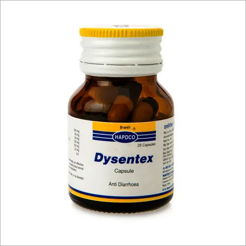 Dysentex Capsules (Diarrhoea & Dysentry)