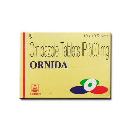 Ornidazole Tablets