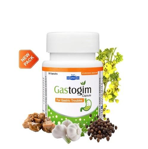 Gastogim Capsules (Gastric Disorders)